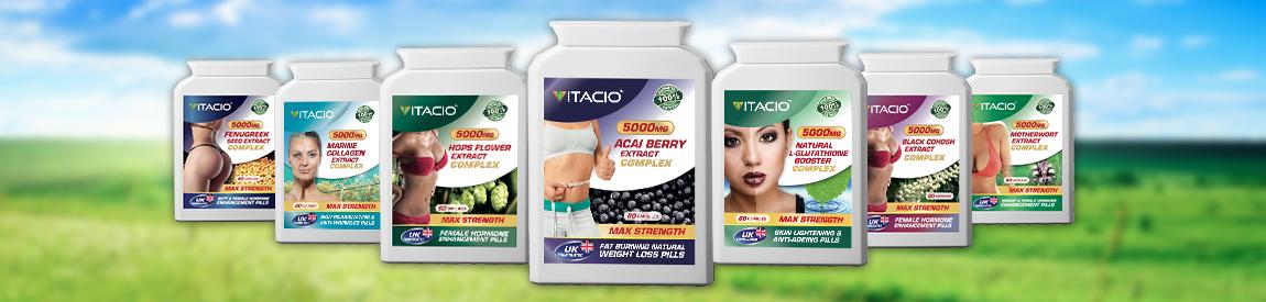 Wholesale | VitacioUK com » Wholesale Supplements UK